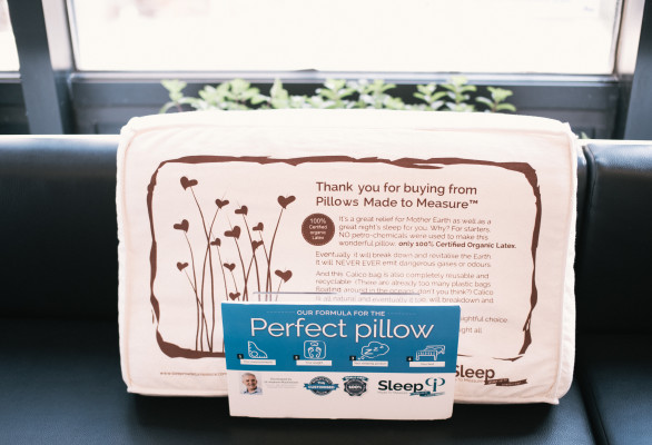 Made To Measure Pillows With Fitting Service Uphealth