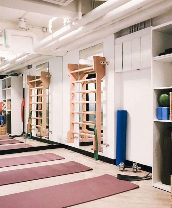 Studio Gym Space